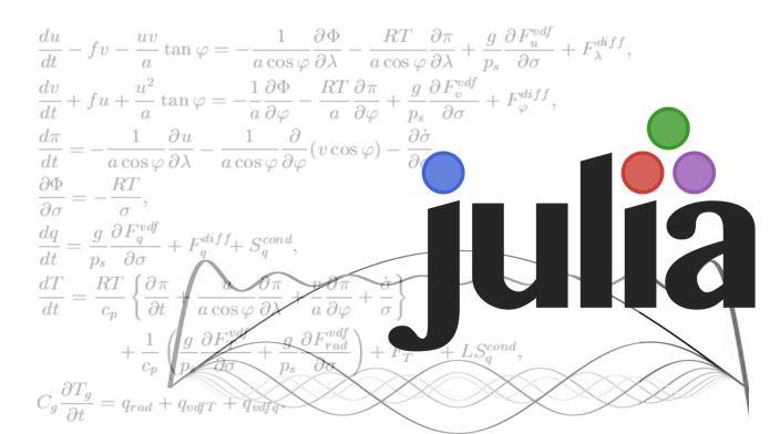 Julia Distributed Computing in the Cloud – Cloud Computing